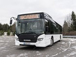 Scania Citywide LF electric buses will be in operation from the end of this year
