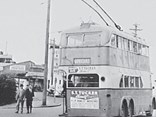 Trolley buses served the people of Kogarah, Rockdale and Sans Souci faithfully for more than 22 years