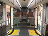 Ventura Systems outward sliding doors allow room for a few additional passengers