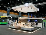 ZF showcasing its products and innovations at the Australasia Bus & Coach Expo