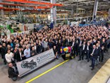The special moment was reached on 12 November, 2018, with the five millionth commercial vehicle transmission leaving the production line at Rastatt's Gaggenau plant.