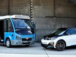 The Karsan Jest electric bus is the first product of the unique collaboration with BMW, which made its debut at the recent 2018 IAA Commercial Vehicles show in Hannover, Germany.