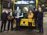 Daimler's largest order ever to Germany's biggest bus fleet - the first two of 950 Citaros.