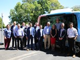 Transdev has launched its first driverless shuttle operation in Australia this week as part of the Armidale Regional Driverless Initiative.
