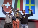 A 51-year-old Belgian bus mechanic, Joris Keymeulen,  beat second place Remo Glanzmann from Switzerland and third place's Robin Sonfors from Sweden.