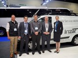 The contract was signed by Go West Tours director David Houst and Irizar managing director, Asia Pacific region, Daniel Castro in Perth on 22 November, 2019.