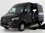 The 416 Sprinter Transfer gets a chrome grille, alloy wheels, fogs lamps, high-performance headlamps and partial LED tail lights and more, says MB.