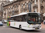 Under the Go Bus brand, Kinetic will operate a new fleet of electric buses for Auckland Transport as part of a new bus route connecting growth suburbs with Auckland Airport.
