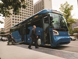 """We consider the MCI D45 CRT LE a landmark vehicle on three fronts,"" explained MCI president Ian Smart."