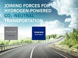As both companies explain, the Volvo Group and Daimler Truck AG own equal interests in the JV, but continue to be competitors in all other areas such as vehicle technology and fuel-cell integration in trucks.