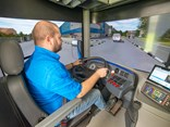Buses, electric buses, trams and metro drivers study here. Employees can improve their skills and receive additional professional education, Moscow transport explains.