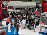The show is expected to draw up to 35,000 attendees over the four-day period.