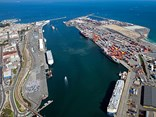 Rail will play a bigger role under a new WA plan at Fremantle Port.