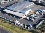 The recently renovated CMI Hino site in Melbourne is one of the largest Hino dealerships in the world