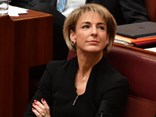 Michaelia Cash admits that the vast majority of crashes involving heavy vehicles is not the fault of the truck drivers.