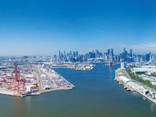The project is expected to improve freight access to the Port of Melbourne.