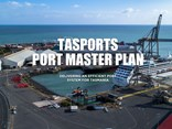 The port strategy document cover