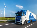 Daimler sees the new Actros as burnishing its emissions reduction credentials