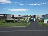 An artist's impression of the Villawood hub