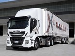 Iveco's Stralis X-Way prime mover