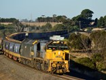 Inland Rail is set to benefit the agricultural sector. Image: Jarle Dixon