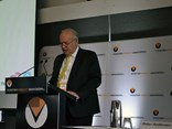 Peter Anderson opens the VTA conference
