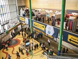 Some 200 exhibitors made for a comprehensive range of part and accessories
