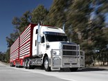 Freightliner is looking to save fuel