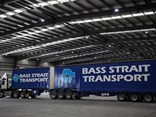 A BST-branded trailer