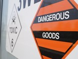 The Victorian government is targeting dangerous goods noncompliance