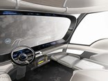The high-tech interior has raised eyebrows