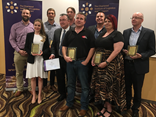 The CILTA award winners
