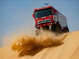 Hino won its 11th straight Dakar Rally in the Under 10-litre class