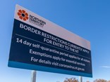 An NT border warning
