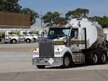 Kenworth has nosed in front again at the heavy race