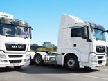 MAN TGX and TGS models are offered