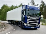 Scania's victorious R450