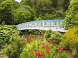 Whelan 3 Footbridge at the Quarry gardens