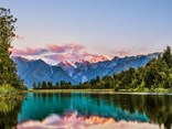Magnificient Lake Matheson