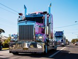 The big rigs will parade through main streets of Casino for the 2018 truck show on August 4.