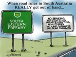 South Australian road rules