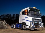 Volvo cab-over king