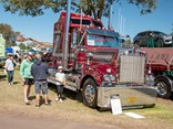 Flashback to the 2019 Penrith Working Truck Show.Belinda McMartin