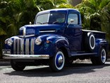 Classic 1946 Ford 'Jailbar' truck to be raffled by NTI for charity