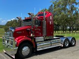 Restored Kenworth SAR from 1986 still looks the goods