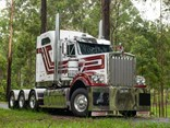 Jarrod Smith's Kenworth C509