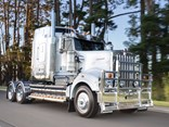 Kenworth T909 was Ryan Haran's first choice for a new truck