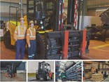 Five fantastic forklifts
