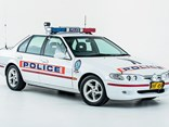 1997 Ford Falcon ELII XR8 Ex-Police Car