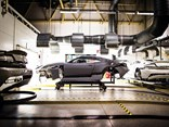 Aston Martin Factory Tour